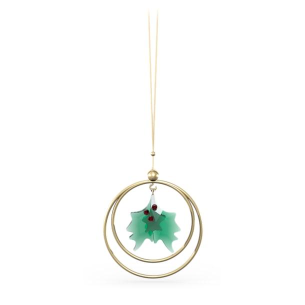 Garden Tales Holly Leaves Ornament - Swarovski, 5594495