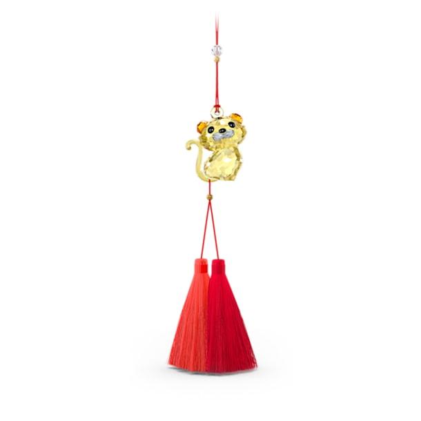 Asian Symbols Tiger Ornament - Swarovski, 5595662