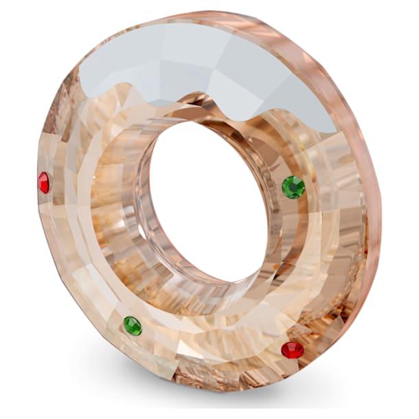 Holiday Cheers Donut de Gengibre Magnético - Swarovski, 5596371