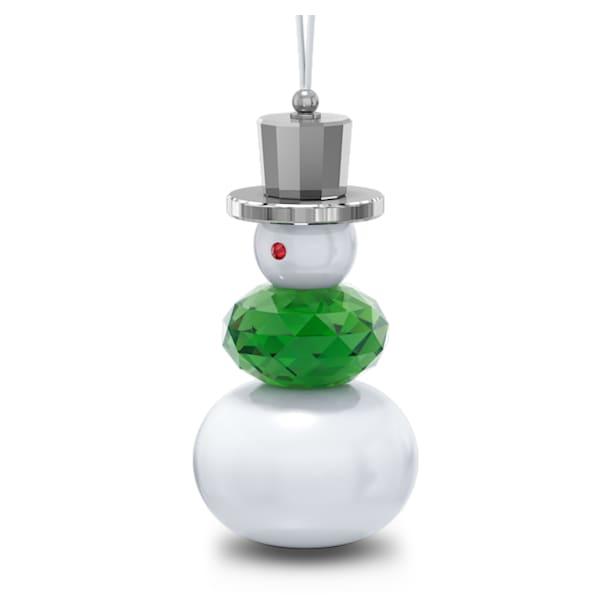 Holiday Cheers Schneemann Ornament - Swarovski, 5596388
