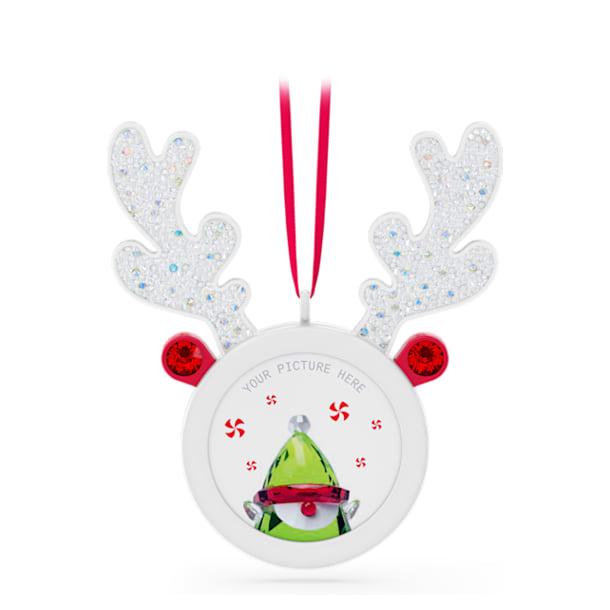 Holiday Cheers Portaritratti da appendere Renna - Swarovski, 5596391
