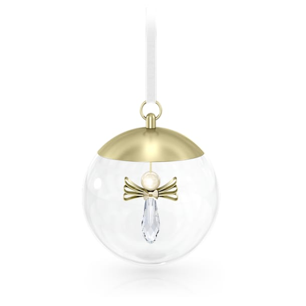 Holiday Magic Decorazione Pallina Angelo - Swarovski, 5596404
