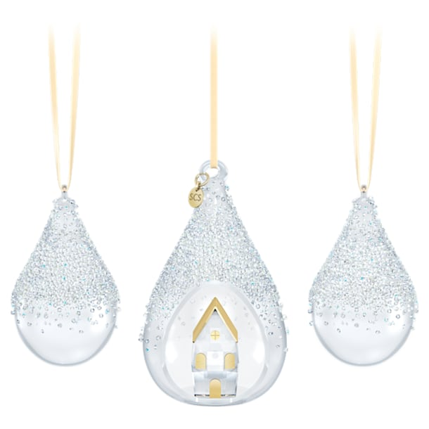 Holiday Magic SCS Jahresausgabe 2021 Ornament Set - Swarovski, 5596791