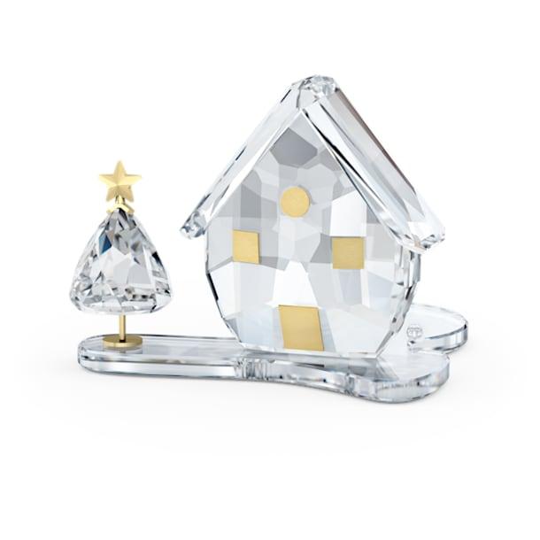 Holiday Magic Tea Light Holder - Swarovski, 5596818