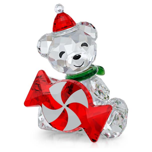 Αρκουδάκι Kris Χριστουγεννιάτικη Ετήσια Έκδοση 2021 - Swarovski, 5597045