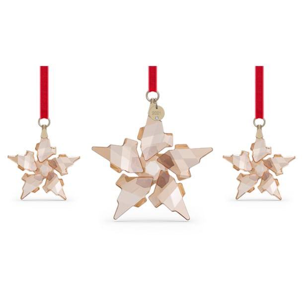 Festive Annual Edition 2021 Ornament Set - Swarovski, 5597133