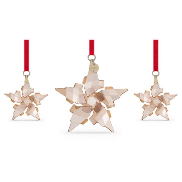Festive Jahresausgabe 2021 Ornament Set - Swarovski, 5597133