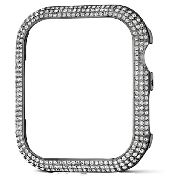 Sparkling case compatible with Apple Watch®, 40 mm, Black - Swarovski, 5599698