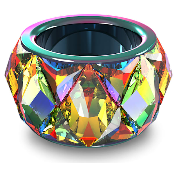 Curiosa cocktail ring, Multicolored - Swarovski, 5599889