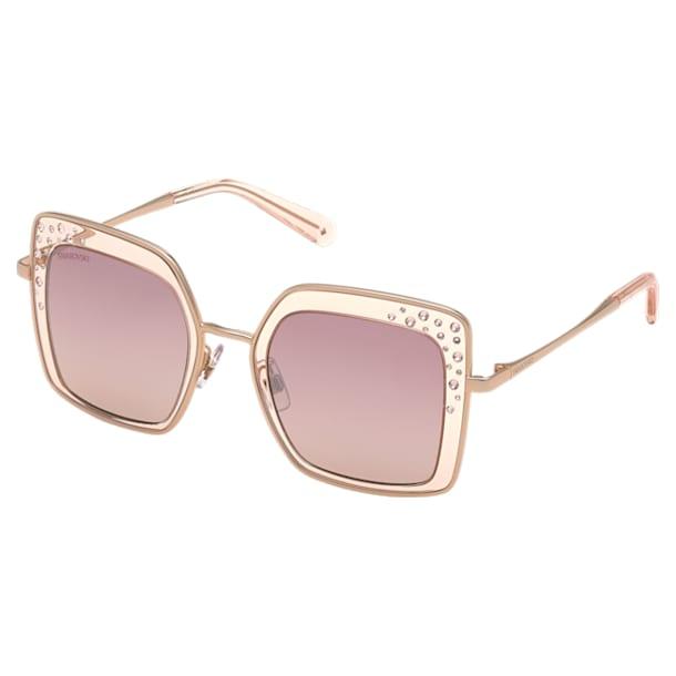 Swarovski Sunglasses, SK 0324-H 57F, Beige - Swarovski, 5600870