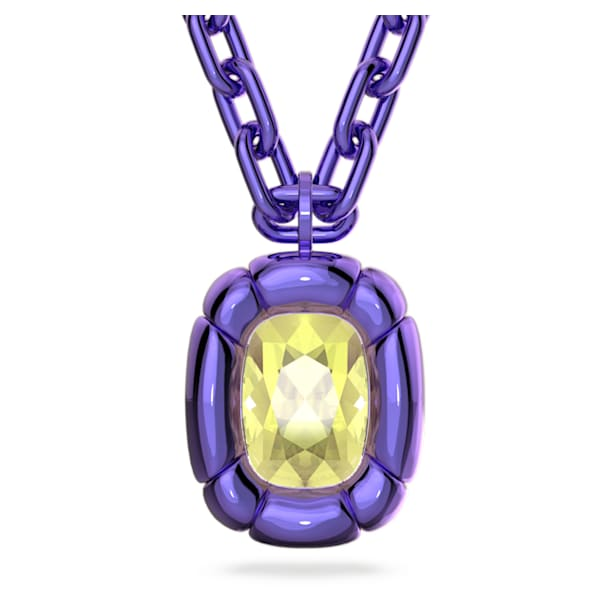 Dulcis necklace, Purple - Swarovski, 5610290