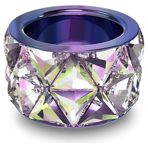 Curiosa ring, Multicolored - Swarovski, 5610824