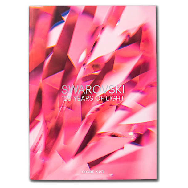 Swarovski 125 Years of Light, Anniversary book, Pink - Swarovski, 5612275