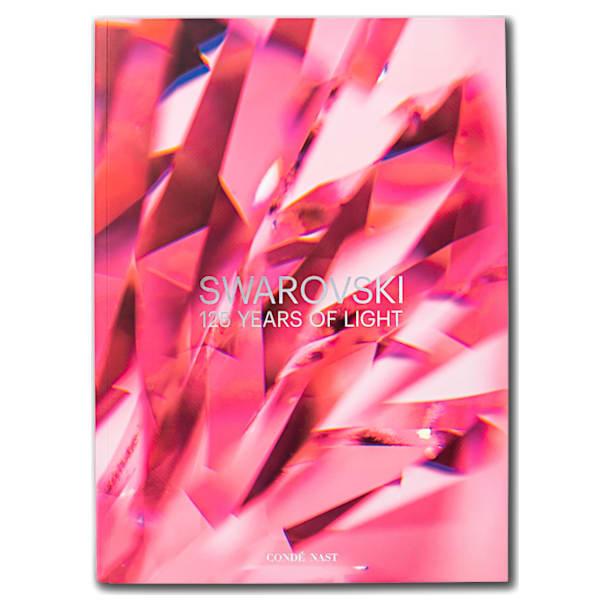 Swarovski 125 Years of Light, Výroční kniha, Růžový - Swarovski, 5612275