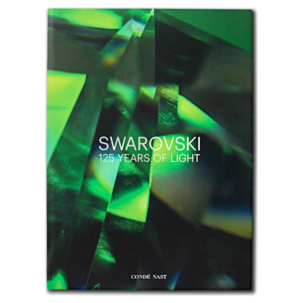 Swarovski 125 Years of Light, Évfordulós könyv, Zöld - Swarovski, 5612276