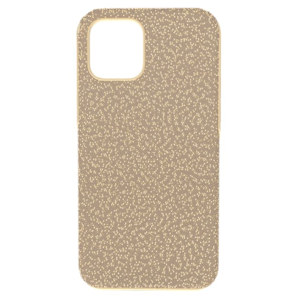 High Smartphone ケース, iPhone® 12/12 Pro, ゴールド系 - Swarovski, 5616374