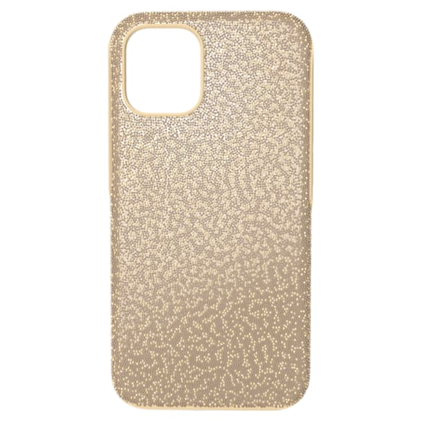Capa para smartphone High, iPhone® 12 Pro Max, Dourado - Swarovski, 5616375