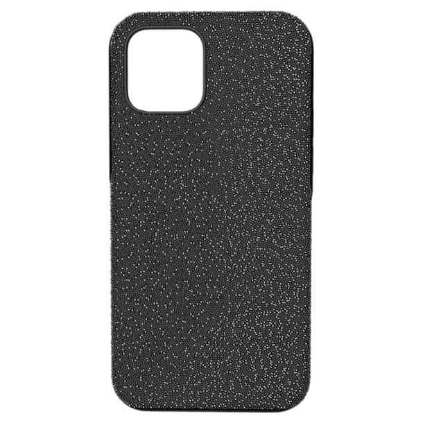 Capa para smartphone High, iPhone® 12/12 Pro, Preto - Swarovski, 5616377