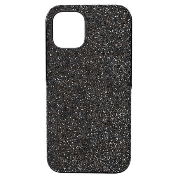 High Smartphone Schutzhülle, iPhone® 12 mini, Schwarz - Swarovski, 5616379