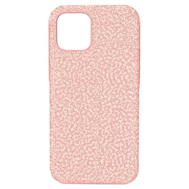Θήκη κινητού High, iPhone® 12/12 Pro, Ροζ - Swarovski, 5622305