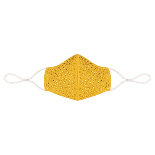Máscara Swarovski, Amarelo - Swarovski, 5628287