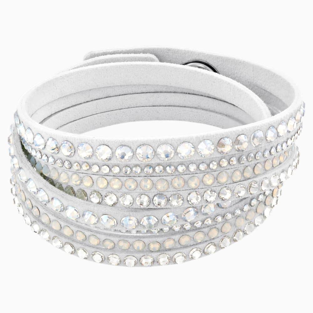 bracelet swarovski slake deluxe noir