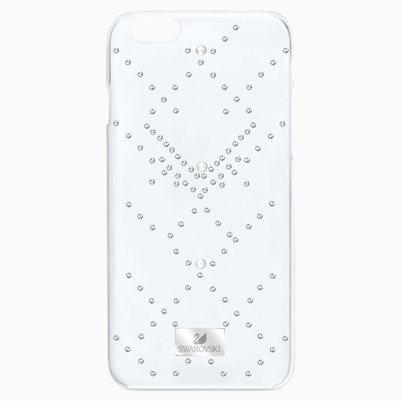 edify coque rigide pour smartphone avec cadre amortisseur iphone® 6 plus swarovski 5268108