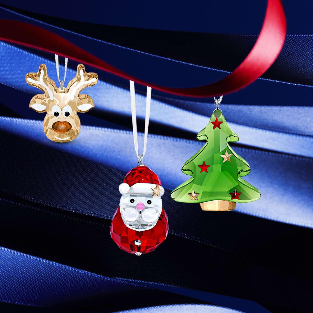 Swarovski Decorazioni Natalizie.Decorazioni Natalizie E Addobbi Di Natale Swarovski