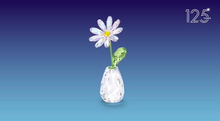 RECEIVE YOUR DAISY FLOWER FIGURINE