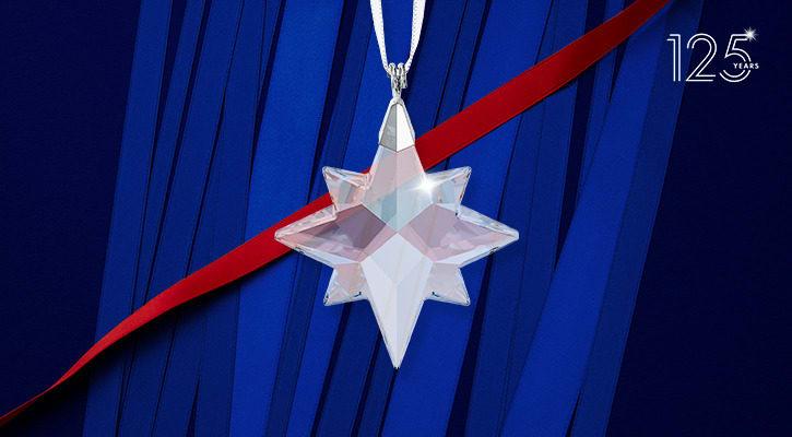 RECEIVE A STAR ORNAMENT